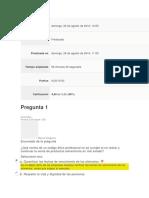Examen Unidad 3 Etica Profesional
