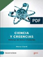 Ciencia y Creencia. Historias de Éxitos e Ilusiones