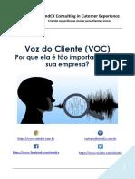 Voz Do Cliente (Voc) - Por que ela é tão importante para sua empresa?