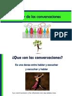 Poder de Las Conversaciones