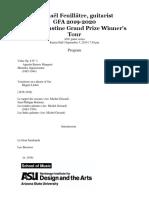 KCH+RH PDF ProgramTemplate GFA GFA