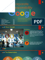CSR google