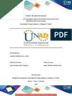 Fase 2. Identificar Los Principales Aspectos Del Mercado Internacional y de La Distribución Fisica Internacional.