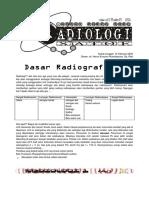 Edisi 2 - Dasar Radiologi II
