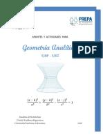 Geometria Analitica 2016