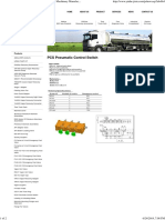 PCS Pneumatic Control Switch , Zhejiang Galaxy Machinery Manufacture Co., Ltd.