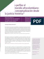 Santiago a Rutas Para Perfilar El Ecogenoetnocidio Afrocolombiano