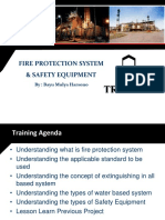 Fire Protection System_Bayu