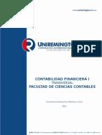 Contabilidad Financiera I-2016