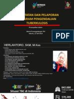 7  Pencatatan dan Pelaporan_Workshop (Herlantoro, SKM, M. Kes).pdf