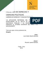 Mariño Mancilla Juan Adrian.pdf a´plicacion de principio de oportun idad