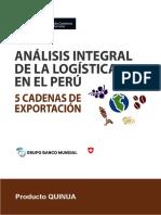 Analisis integral de la logistica en PERÚ