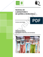 Manual Lab I Química Inorgánica
