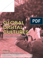 Global Digital Cultures — Perspectives From South Asia