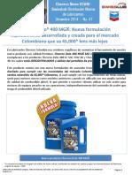 Chevron News47Delo400MGX