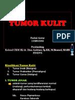 PPT Referat Tumor Kulit
