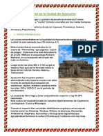 Historia de la ciudad de Ayacucho.docx
