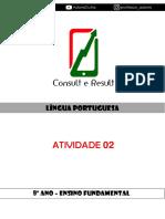Atividade - Português - 9º Ano