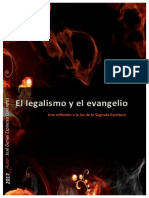 El Legalismo y El Evangelio Final