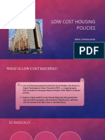 LOW COST HOUSING POLICIES.pptx