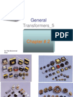 Chapter 2 342 Transformer 5