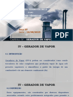 2019-IT_IV-Gerador de Vapor (Aula 7)