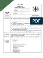 Sop Konseling Pra Test Dan Post Test Vct Jadi Revisi