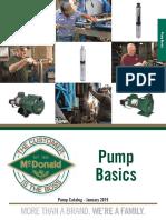 A y Mcdonald Pump Basics