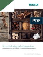 NETZSCH - Food Applications - E