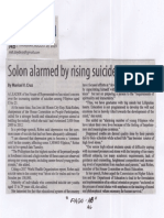 Manila Standard, Aug. 29, 2019, Solon alarmed by rising suicide cases.pdf