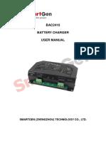 BAC 2410A Smartgen