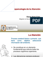Neurposicologia de Atencion
