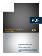 Small Sattelite in Military_Nauman