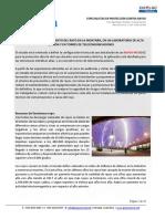 RAYOS-NO Para Torres de Telecomunicacion