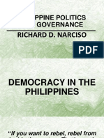 3. Democracy in the Philippines