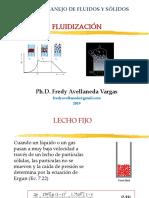 4. Fluidización FAV