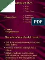 ECV- DIAGNOSTICO