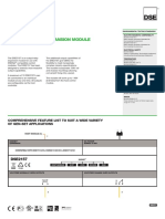 DSE2157 Data Sheet