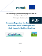 Social Innovation research conducted by the Center for Regionalism
