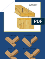 Woodjoints for Tle