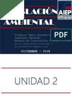 02 Leg.amb. Unidad 2, 2018