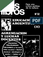 Revista - Los Libros 32
