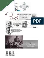 Both Mahatma Gandhi and Subhash Chandra Bose were stalwarts of Indian freedom struggle.docx