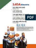 Power cable LIOA