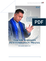 eBook Teknik Rahasia Penyembuhan Prana