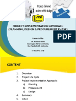 6.Project Implementation Approach - Dr .Hasli