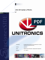 01.-Seleccion Del Equipo 0 Unitronix