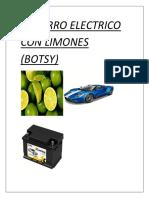 EL CARRO ELECTRICO CON LIMONES.docx
