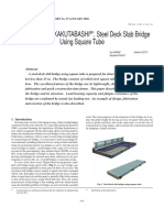 Development of Kakutabashi, Steel Deck Slab Bridge.pdf