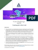 Interrobang Season 9 Marketing Case Challenge- Cracking the Coffee Code